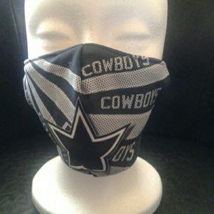 ❤Dallas Cowboys Unisex Face Mask